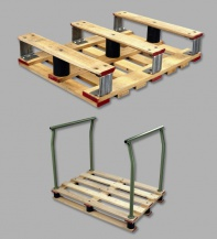 Special pallets & accessories